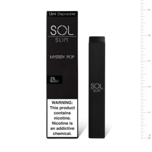 SOL SLIM Mystery Pop